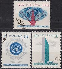 Buy POLEN POLAND [1957] MiNr 0998-00 A ( O/used ) UNO