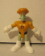 """Buy Imaginext SpongeBob SquarePants Squidward SOUR NOTE 3"""" figure movie version"""