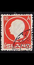Buy ISLAND ICELAND [1912] MiNr 0070 ( O/used )