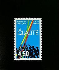 Buy 1997 France Quality, Multicolored Scott 2615 Mint F/VF NH