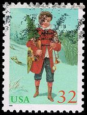 Buy US #3006 Christmas; Used (2Stars) |USA3006-03