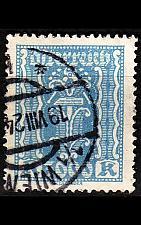 Buy ÖSTERREICH AUSTRIA [1922] MiNr 0396 a ( O/used )
