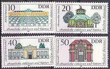 Buy GERMANY DDR [1983] MiNr 2826-29 ( **/mnh ) Bauwerke