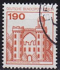 Buy GERMANY BERLIN [1977] MiNr 0539 ( O/used ) Bauwerke