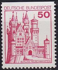 Buy GERMANY BUND [1977] MiNr 0916 C ( **/mnh ) Bauwerke