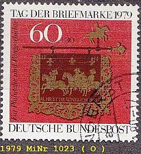 Buy GERMANY BUND [1979] MiNr 1023 ( O/used )