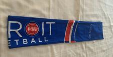 Buy Detroit Pistons Fleece Basketball 64 Inch Long Scarf Motor City Casino 4 Charity