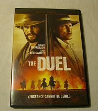 Buy The Duel (DVD, 2016) Woody Harrelson LIAM HEMSWORTH VERY GOOD WESTERN