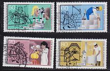 Buy GERMANY BUND [1986] MiNr 1274-77 ( O/used )