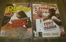 Buy The Ring Magazine, 2020 Lot: October & December