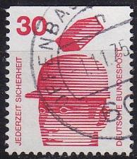 Buy GERMANY BUND [1971] MiNr 0698 C ( O/used )