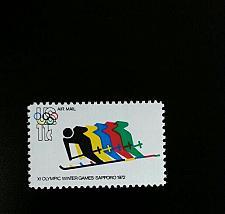 Buy 1972 11c Olympic Winter Games, Sapporo Scott C85 Mint F/VF NH