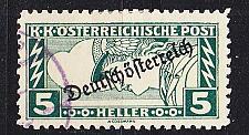 Buy ÖSTERREICH AUSTRIA [1919] MiNr 0253 B ( O/used )