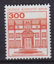 Buy GERMANY BERLIN [1982] MiNr 0677 ( **/mnh ) Burgen Schlösser