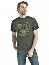Buy Pittsburg Steelers Tee Shirt New Sealed Men`s Medium