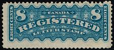 Buy Canada #F3 Registration Stamp; Unused (2Stars) |CANF3-01XDP
