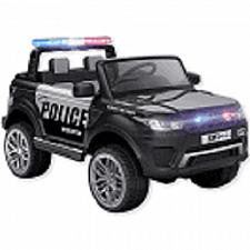 Buy Blazin Wheels Ride-On 12-Volt Battery Operated Police Vehicle