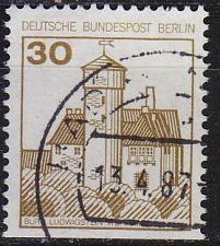 Buy GERMANY BERLIN [1977] MiNr 0534 D ( O/used ) Bauwerke
