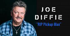 Buy JOE DIFFIE 3 FT X 5 FT FABRIC BANNER