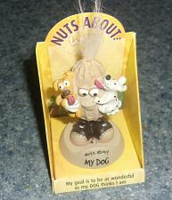 Buy Brand New Nuts About My Dog Bobble Figurine For Cocker Spaniel Rescue Charity