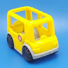 Buy Fisher Price Little People Things That Go Yellow School Bus 2003 Replacement