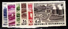 Buy ÖSTERREICH AUSTRIA [1962] MiNr 1103-08 ( **/mnh )