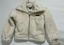 Buy Patagonia girls size xxs Fur jacket