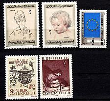 Buy ÖSTERREICH AUSTRIA [1969] Jahr ex ( **/mnh ) [01]