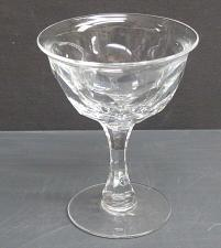 Buy Cut glass cocktail signed WEBB England
