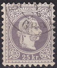 Buy ÖSTERREICH AUSTRIA [1867] MiNr 0040 I ( O/used ) [01]
