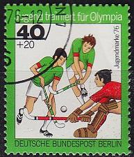 Buy GERMANY BERLIN [1976] MiNr 0518 ( O/used ) Sport