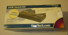 Buy StarTech StarView KVM Switch 2-Port Keyboard/Video/Mouse Sharing Switch