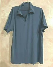 Buy Patagonia polo Shirt worn Twice blue Size L