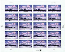Buy 2009 42c Alaska Statehood, 50th Anniversary, Sheet of 20 Scott 4374 Mint F/VF NH