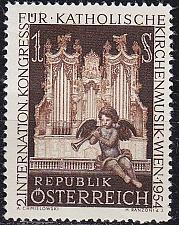 Buy ÖSTERREICH AUSTRIA [1954] MiNr 1008 ( **/mnh )