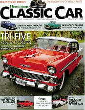 Buy August 2016 Issue Hemmings Classic Car Magazine For Dog Rescue Charity