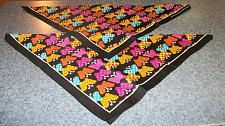 Buy Two Brand New Butterfly Design Dog Bandanas For Cocker Spaniel Rescue Charity