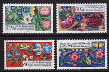 Buy GERMANY BUND [1985] MiNr 1259-62 ( **/mnh )