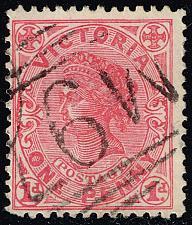 Buy Australia-Victoria #219 Queen Victoria; Used (3Stars) |VIC219-07XRS