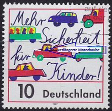 Buy GERMANY BUND [1997] MiNr 1954 F1 ( O/used ) [01] Plattenfehler