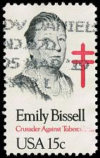 Buy US #1823 Emily Bissell; Used (1Stars) |USA1823-10