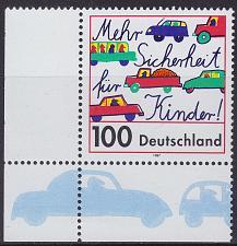 Buy GERMANY BUND [1997] MiNr 1897 F6 ( **/mnh ) Plattenfehler