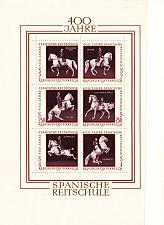 Buy ÖSTERREICH AUSTRIA [1972] MiNr 1395-00 Block 2 ( **/mnh ) Pferde