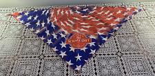 Buy Brand New Patriotic Design Science Diet Dog Bandana For Dog Rescue Charity