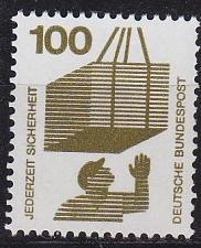 Buy GERMANY BUND [1971] MiNr 0702 A ( **/mnh )