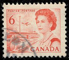 Buy Canada #459b Transportation; Used (3Stars)  CAN0459b-07