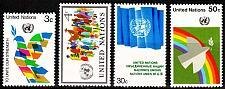 Buy UNO New York [1976] MiNr 0289-92 ( **/mnh )