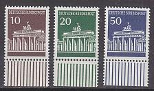 Buy GERMANY BUND [1966] MiNr 0506 vW UR ex ( **/mnh ) [01]