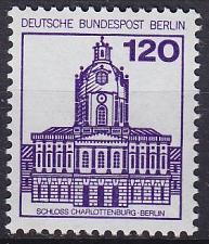 Buy GERMANY BERLIN [1982] MiNr 0675 ( **/mnh ) Burgen Schlösser