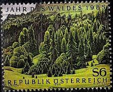 Buy ÖSTERREICH AUSTRIA [1985] MiNr 1819 ( O/used ) Pflanzen